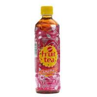 Fruit Tea 500ml Strawberry x 12pcs/ctn