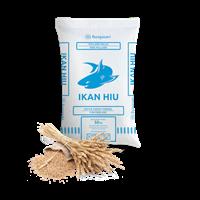 IKAN HIU tepung pollard industri untuk hewan ternak kemasan 25kg per karung
