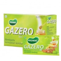 GAZERO 10 ML ISI 72 PACK/CTN