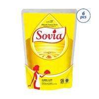 SOVIA MINYAK GORENG BOTOL 2000 ML X 6PCS/CTN