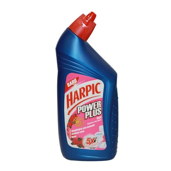 HARPIC BATHROOM 500 ML ROSE ISI 12PCS/CTN