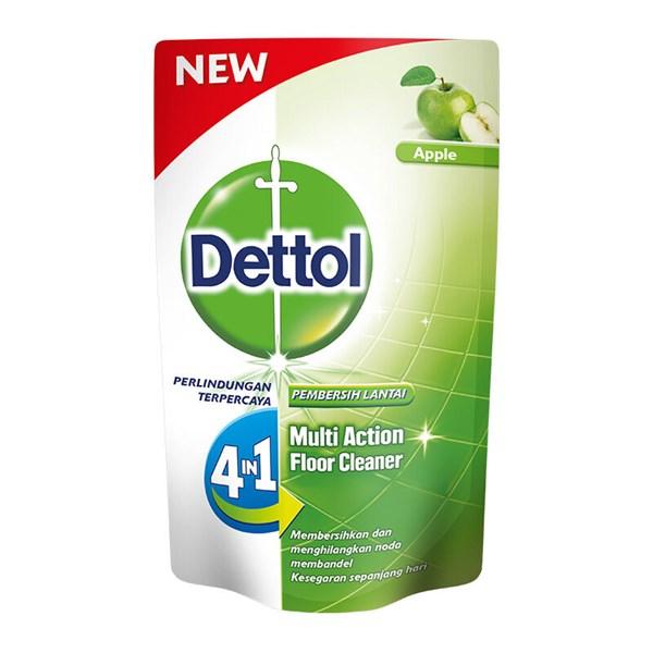 DETTOL FLOOR CLEAR APPLE 700ML  ISI 12PCS/CTN