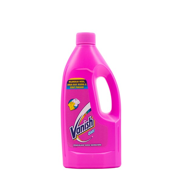 Vanish Botol 500ml isi 12pcs/ctn