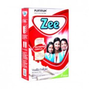Dari  ZEE PLATINUM VANILLA 350 GR X 12 BOX/DUS   0