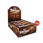 TIM TAM CHOCO JUMBO PACK 22GR (160 PCS) 1