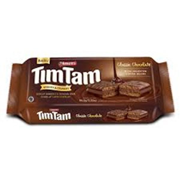 TIM TAM ATLAS CHOCO CHOCOLATE 81GR (24 PCS)