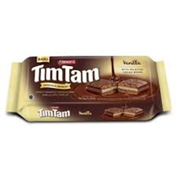 TIM TAM ATLAS CHOCO VANILLA 81GR (24 PCS)