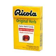 RICOLA SUGAR FREE HERBAL 6bx20px45gr