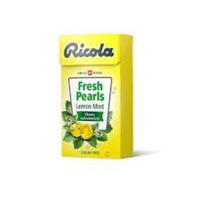 RICOLA PEARLS LEMON MINT 12bx20px25gr