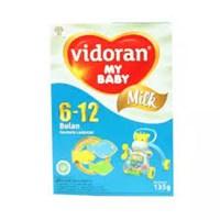 VIDORAN MY BABY 6-12 BLN NUTRIPLEX/125 G