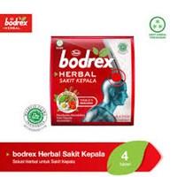 BODREX HERBAL SAKIT KEPALA/4S