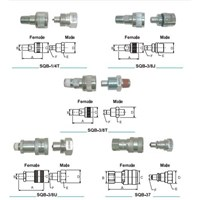 Hydraulic Couplers SQB Series