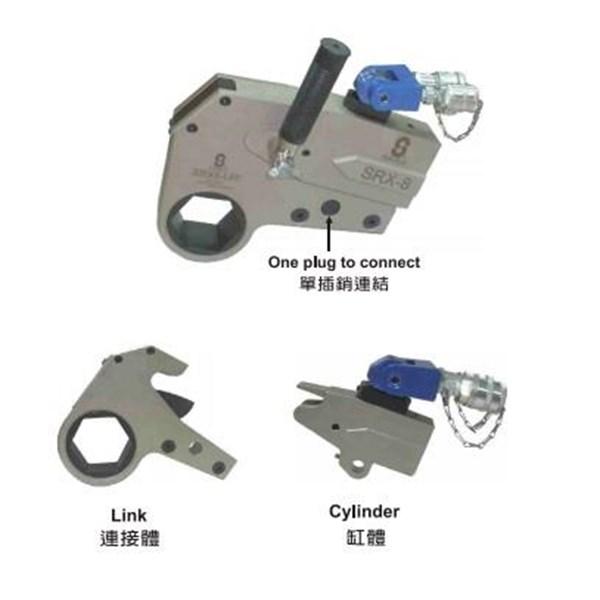 Hydraulic Torque Wrench SRX Series