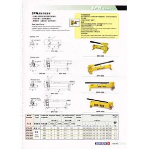Hidrolik Hand Pump SPH Series
