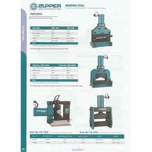Dari Mesin Bending Plate Model CB-200A (Hydraulic Bending) 1