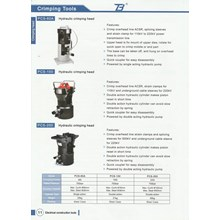 Hydraulic Crimping Head model PCS-100