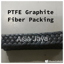 Gland Packing PTFE Graphite Fiber