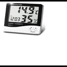 Digital Indoor Thermohygrometer