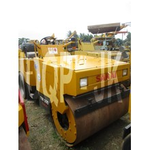 Combination Roller SAKAI TW500 Kap 4 Ton EX JAPAN !