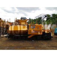 Jual Aspal Finisher SUMITOMO F31C Wide 3 Meter Track Type EX JAPAN !