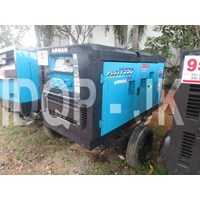 Jual Air Compressor AIRMAN PDS175S 175 CFM EX JAPAN!