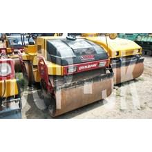 Tandem Roller Dynapac CC142 Kap 4 - 5 ton Ex JAPAN!