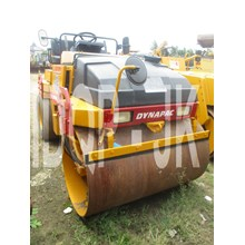 Combination Roller Dynapac CC143 Kap 4 Ton Ex JAPAN!