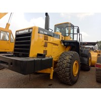 Jual Wheel Loader KOMATSU WA500-3 Build Up EX JAPAN! 2