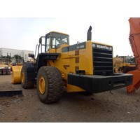 Distributor Wheel Loader KOMATSU WA500-3 Build Up EX JAPAN! 3