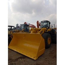 Wheel Loader KOMATSU WA500-3 Build Up EX JAPAN!