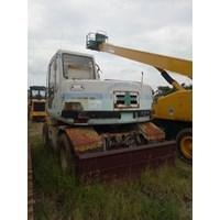 Sell Excavator Wheel KOBELCO SK100W Build Up EX JAPAN! 2