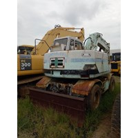 Distributor Excavator Wheel KOBELCO SK100W Build Up EX JAPAN! 3