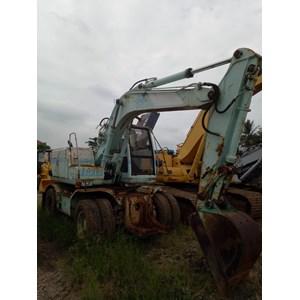 Excavator Wheel KOBELCO SK100W Build Up EX JAPAN!