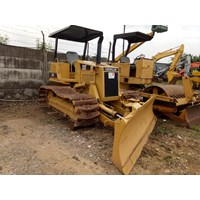 Bulldoser CATERPILLAR D4C Build Up EX JAPAN! 1