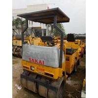 Jual Combination Roller SAKAI TW350-1 Kap 3.5 Ton Build Up EX JAPAN!  2