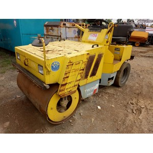 Combination Roller SAKAI TW350 Kap 3.5 Ton EX JAPAN!