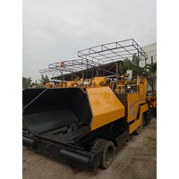 Jual Asphalt Finisher SUMITOMO HA45W-5 4.5 Meter WIde Wheel Type Build Up EX JAPAN!