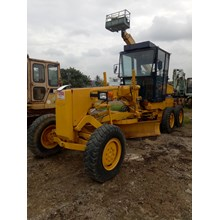 Motor Grader KOMATSU GD405A-2 Build Up EX JAPAN!