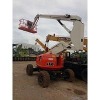 Distributor Boomlift JLG 600AJ 18 Meter Boom Kap 200Kg Build Up EX JAPAN! 3