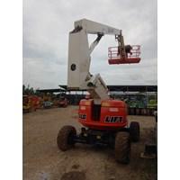 Jual Boomlift JLG 600AJ 18 Meter Boom Kap 200Kg Build Up EX JAPAN! 2