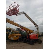 Jual Boomlift JLG 600AJ 18 Meter Boom Kap 200Kg Build Up EX JAPAN!