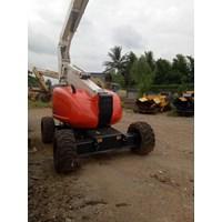 Boomlift JLG 600AJ 18 Meter Boom Kap 200Kg Build Up EX JAPAN! Murah 5