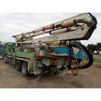 Distributor Concrete Pump Truck MITSUBISHI DCL1000 31 Meter Boom Swing Type Build Up EX JAPAN! 3