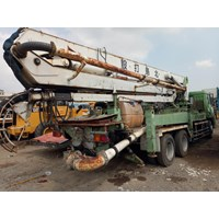 Jual Concrete Pump Truck MITSUBISHI DCL1000 31 Meter Boom Swing Type Build Up EX JAPAN! 2
