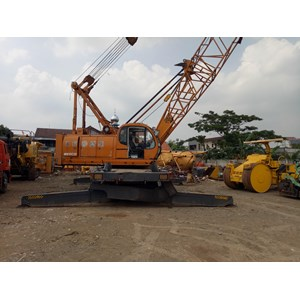 Sell Mechanical Crane KOBELCO MK500 Kap  50 Ton Build Up EX JAPAN! from  Indonesia by PT  Total Solution Machinery,Cheap Price