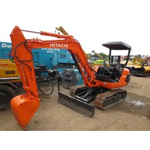 Mini Excavator HITACHI EX30-2 Build Up EX JAPAN!