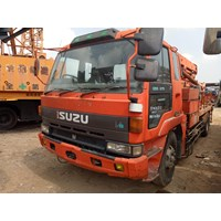 Beli Concrete Pump Truck IHI IPG115B-8E26 26 Meter Boom Build Up EX JAPAN! 4