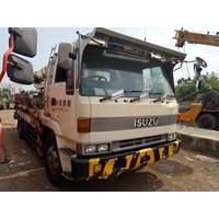 Distributor Concrete Pump Truck IHI IPF110B-8E21 21 Meter Boom Build Up EX JAPAN! 3