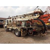 Jual Concrete Pump Truck IHI IPF110B-8E21 21 Meter Boom Build Up EX JAPAN! 2