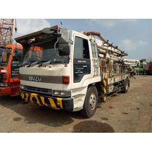 Concrete Pump Truck IHI IPF110B-8E21 21 Meter Boom Build Up EX JAPAN!